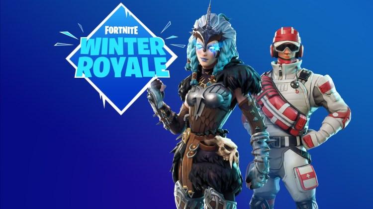 Fortnite: Winter Royale.
