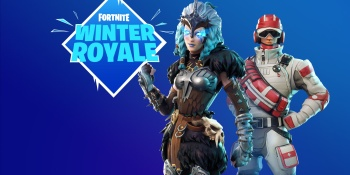 Fortnite: Winter Royale.
