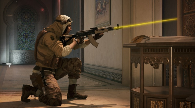 Rainbow Six Siege: Hands-on with Operation Wind Bastion