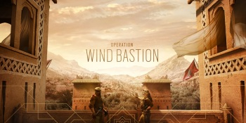 Rainbow Six Siege's Operation Wind Bastion is the new Season 4 update.