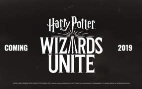 Harry Potter: Wizards Unite.