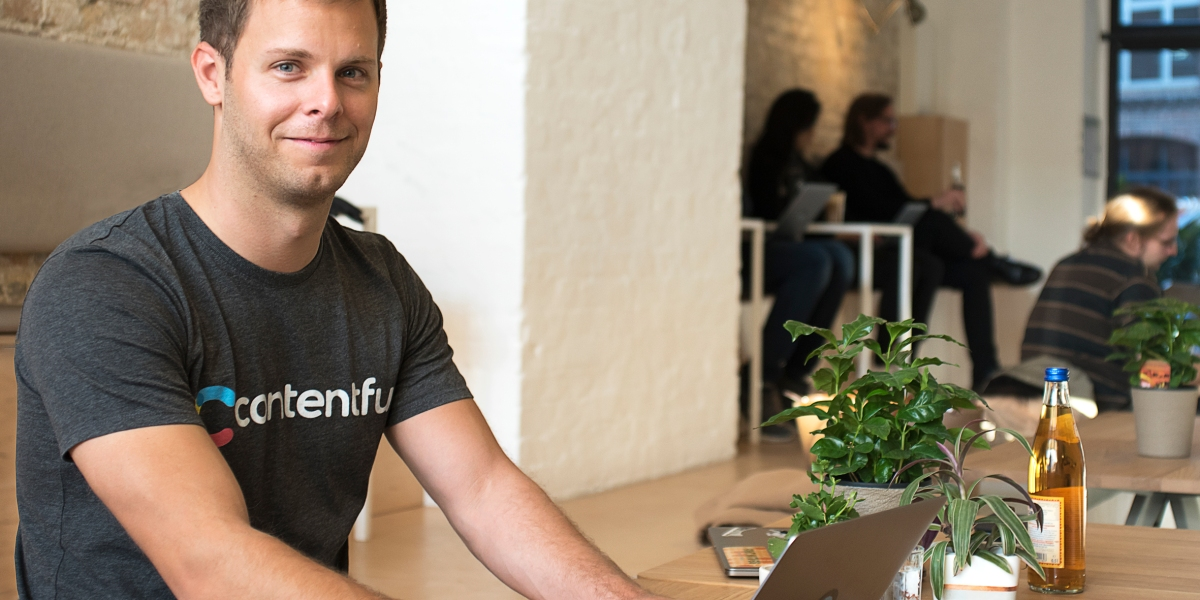 Contentful co-founder and CEO