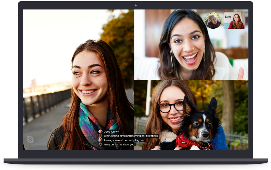 PowerPoint and Skype gain live captions and subtitles