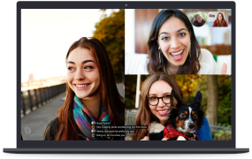 Skype captions and subtitles