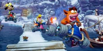 Crash Team Racing is next on the remake circuit