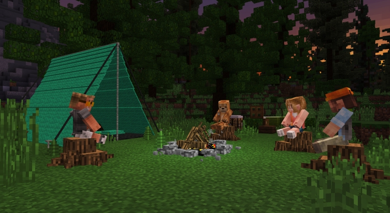7. CampCraft