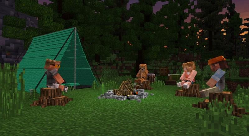 4. CampCraft