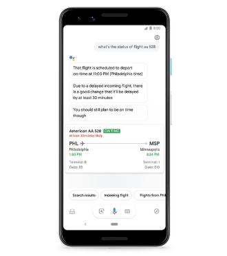 Google Flights Assistant