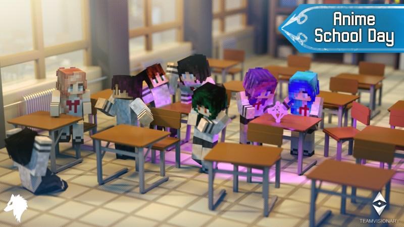 8. Anime Day School