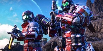 PlanetSide Arena: Sci-fi shooter series goes battle royale with possible 1,000-player battles