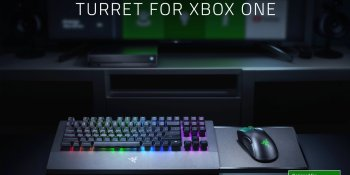 Razer's Turret wireless keyboard-and-mouse gets update for Xbox One