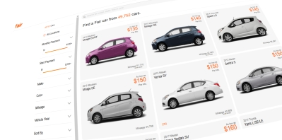 Leasing A Car Through Uber >> Softbank Leads 385 Million Investment In Fair To Expand Its Car