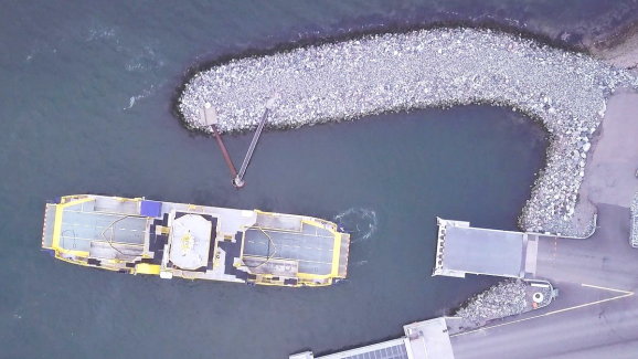Rolls-Royce and Finferries: Autodocking in action