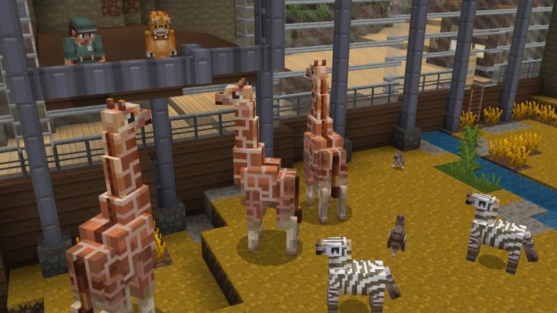 9. Mine Zoo