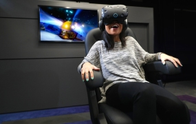 Rabbids might be even more silly/frightening in VR.