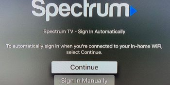Apple TV debuts Zero Sign-On support for Charter, without Spectrum app
