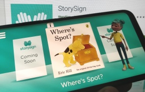 StorySign: Huawei