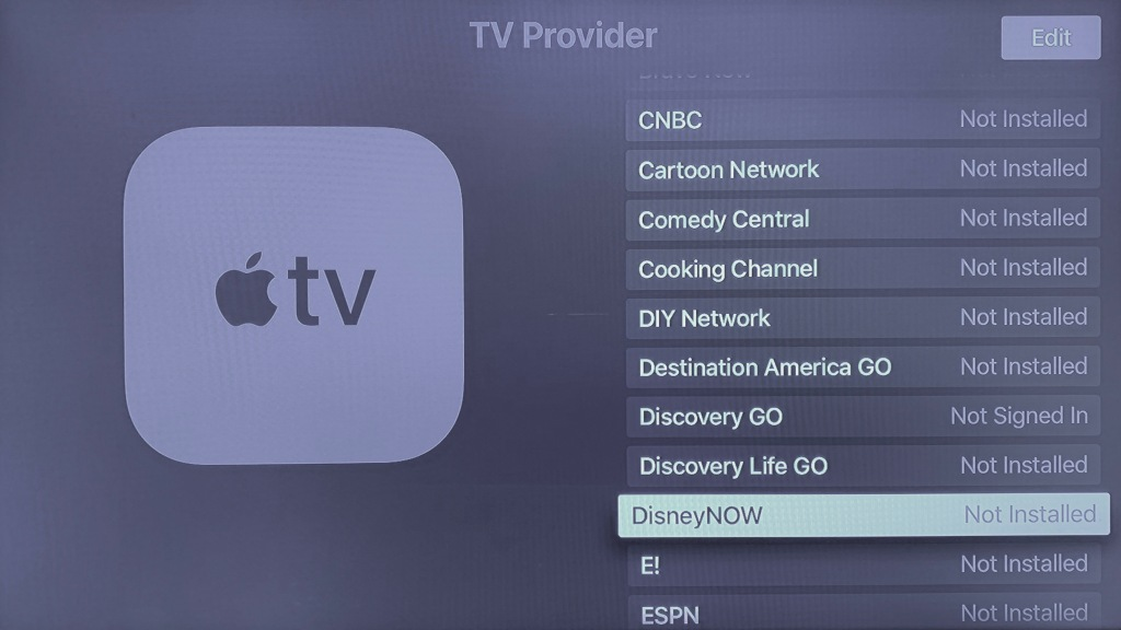 Apple TV debuts Zero Sign-On support for Charter, without Spectrum