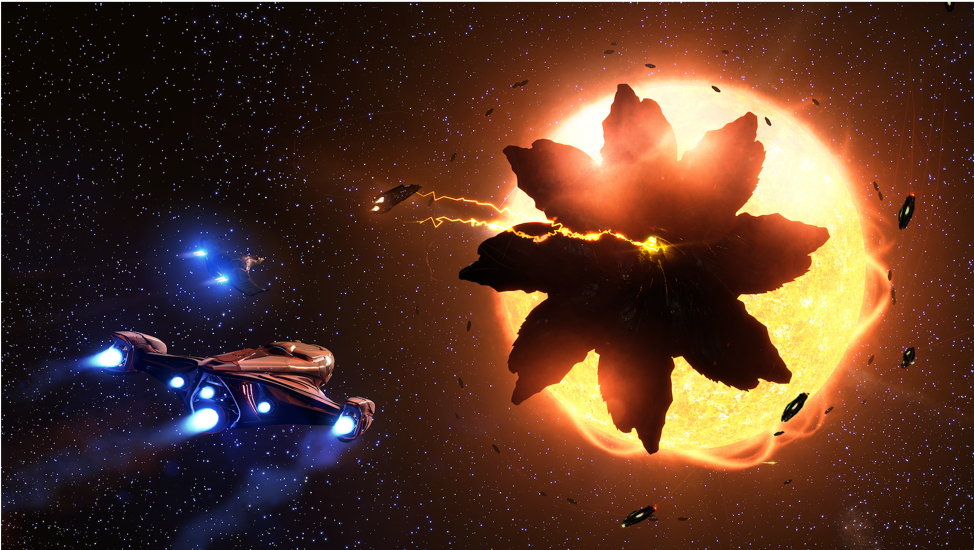 Elite: Dangerous is bigger and more mysterious than it's ever been