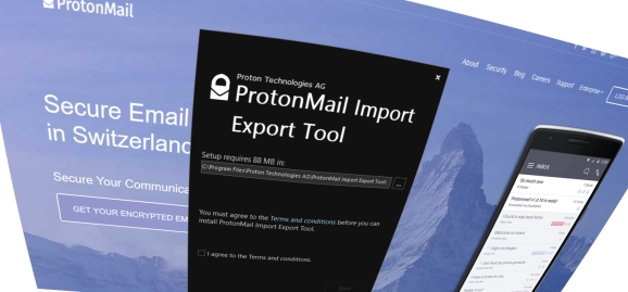 ProtonMail: Import-Export tool
