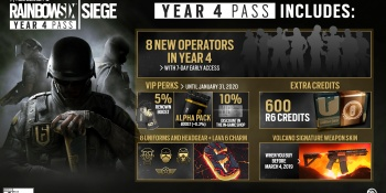 It's time to drop another $30 on Siege.