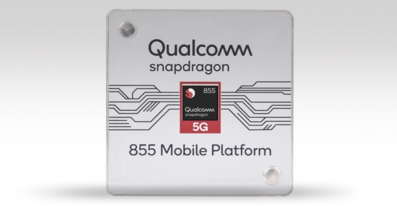 Qualcomm's Snapdragon 855 mobile platform.