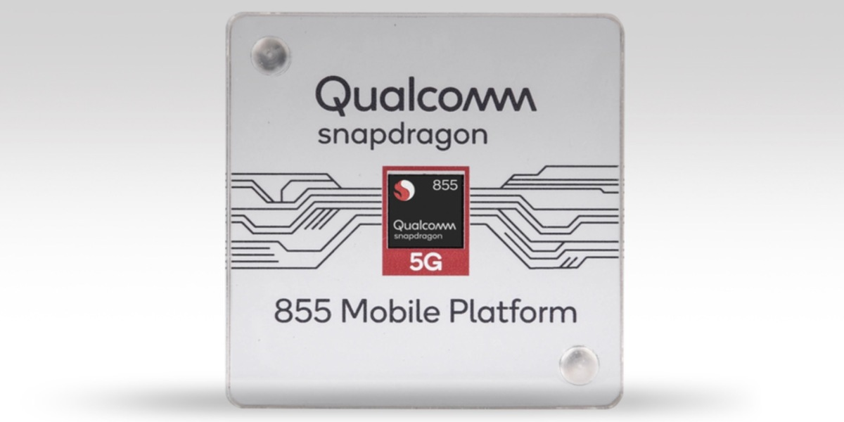 Qualcomm's Snapdragon 855 mobile platform.