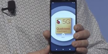 Qualcomm and Google add 5G support to Android Q developer APIs