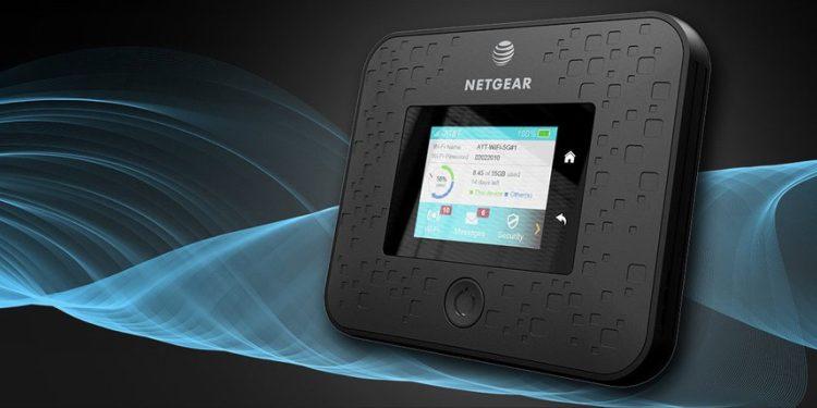 Netgear's Nighthawk 5G Mobile Hotspot.