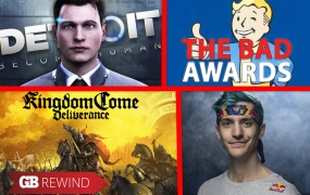 The Bad Awards for the worst games, moments, and people.