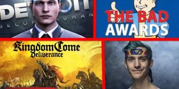 GamesBeat Decides: The Bad Awards