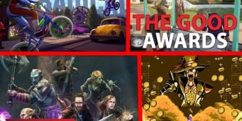 GamesBeat Decides: The Good Awards