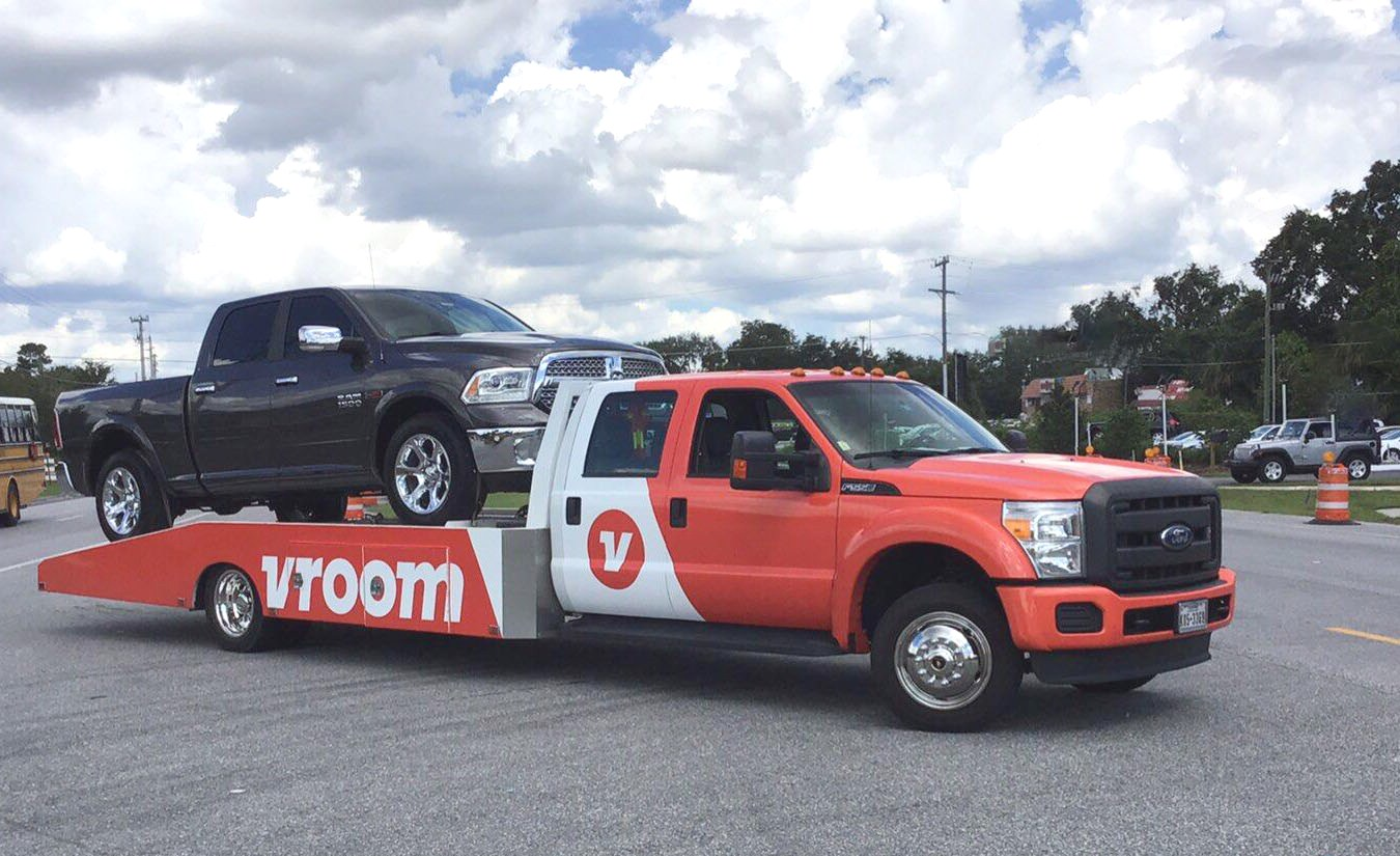 Used car marketplace Vroom raises $146 million | VentureBeat