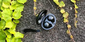 These compact Bluetooth earbuds offer supreme sound and portability