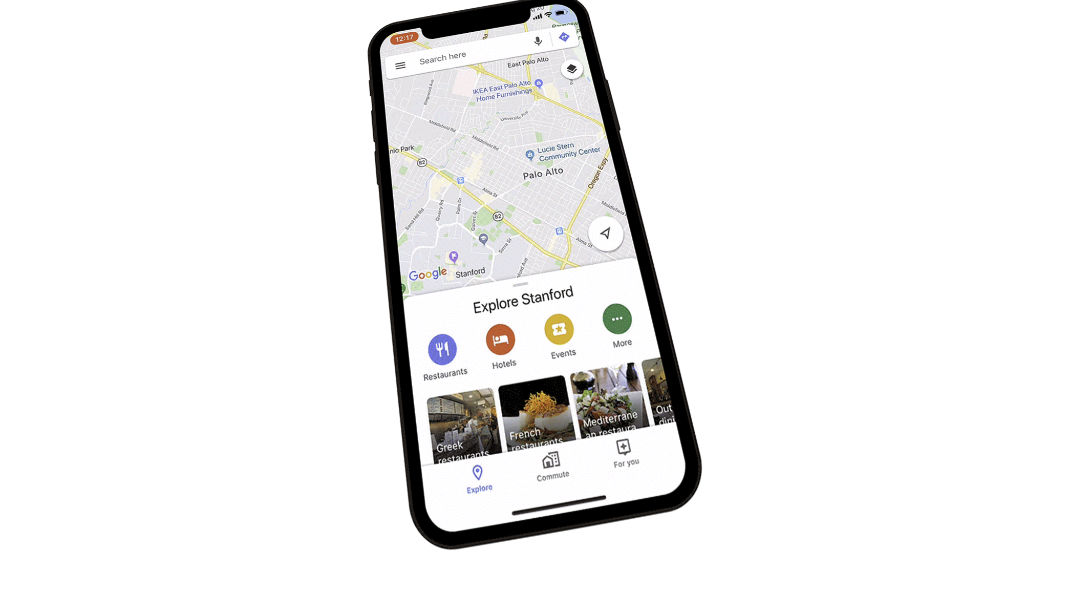 Google Maps  For You tab lands on iOS and launches globally on Android –  smart technology 32639aef241