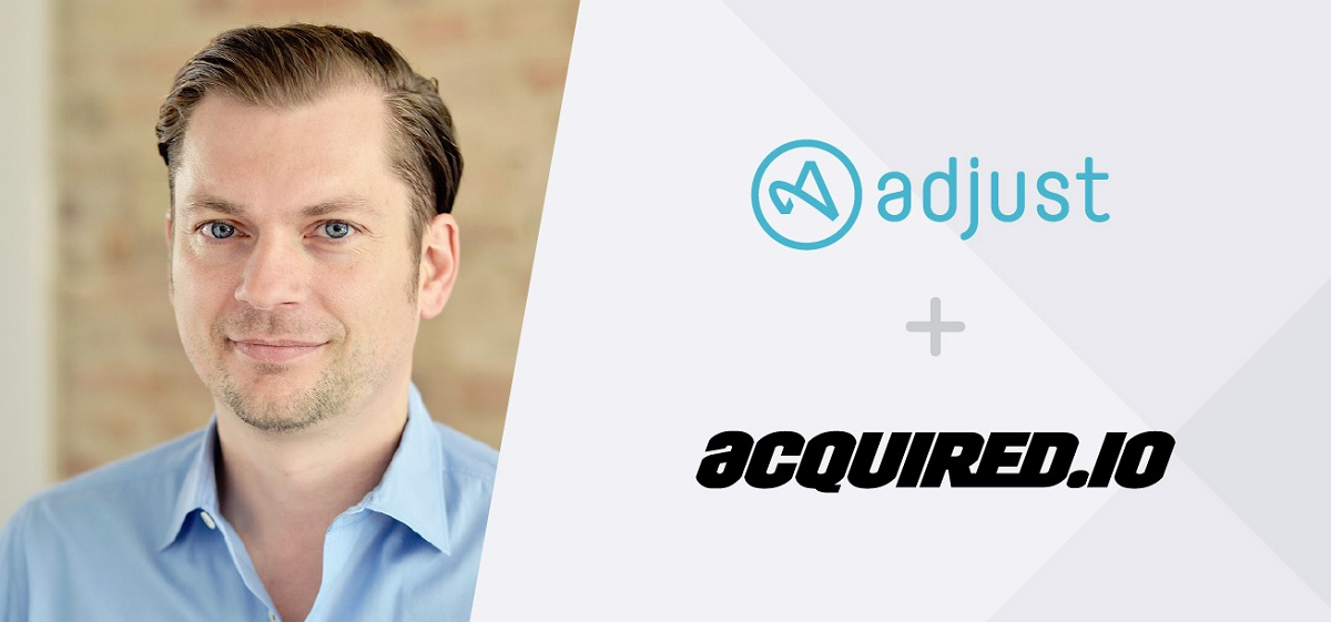 Adjust is acquiring Acquired.io