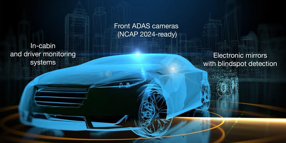 Ambarella is targtijng autonomous vehicle, driverless car, and autopilot markets.