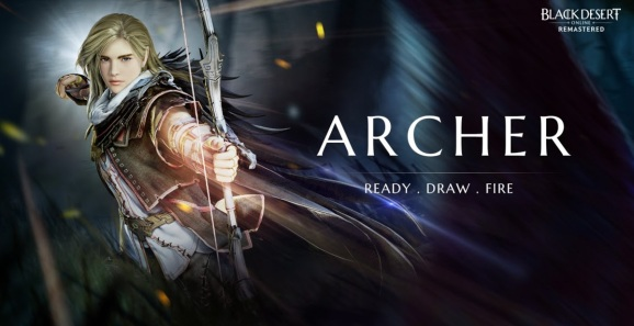 Black Desert Online has added an archer just in time for battle royale mode.