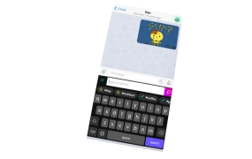 Giphy for iOS keyboards