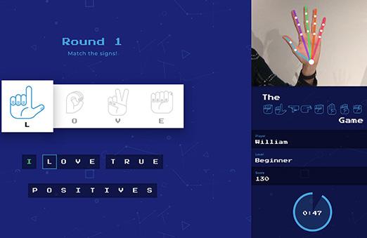 Montreal startup Stradigi's AI game teaches people sign language