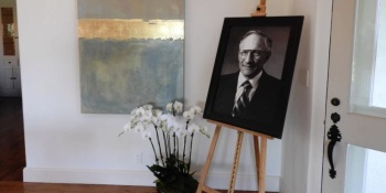 "Intel's ""architecture day"" took place at the home of Intel cofounder Bob Noyce."