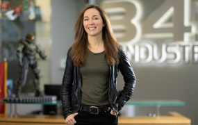 Bonnie Ross of Microsoft is getting the Hall of Fame award for AIAS.