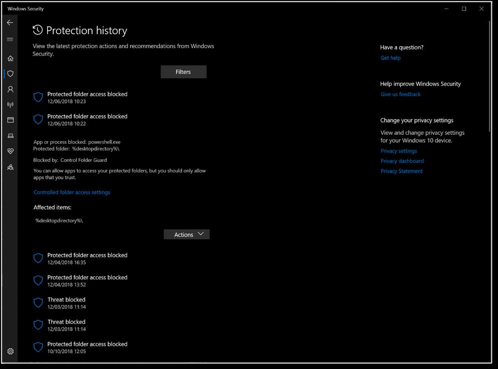 windows 10 pro need antivirus