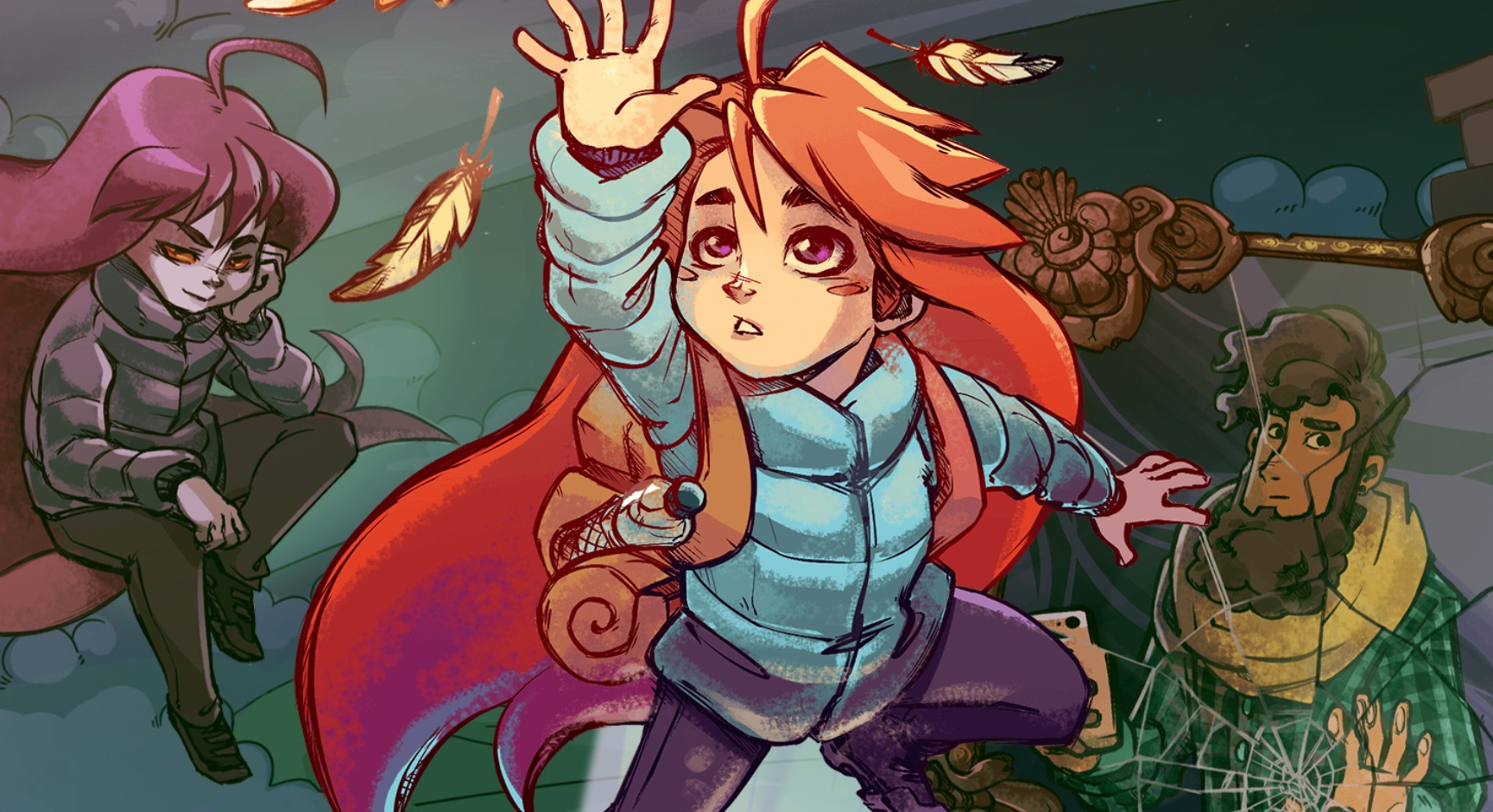 Celeste's Madeline is 2018's best new gaming character   VentureBeat