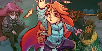 Celeste's Madeline is 2018's best new gaming character