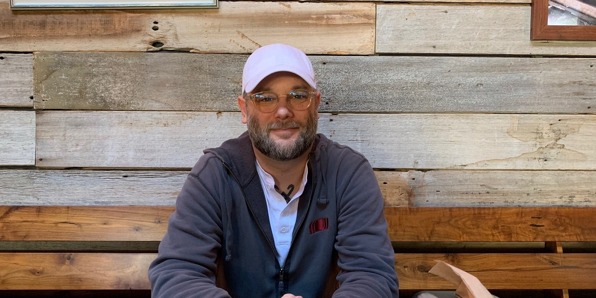 Cory Barlog, creative director at SIE Santa Monica Studio.