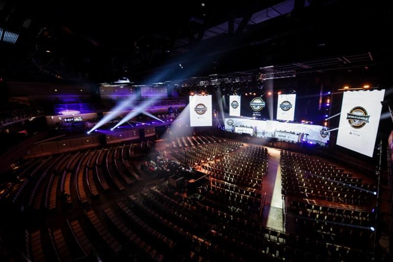 CWL Las Vegas event