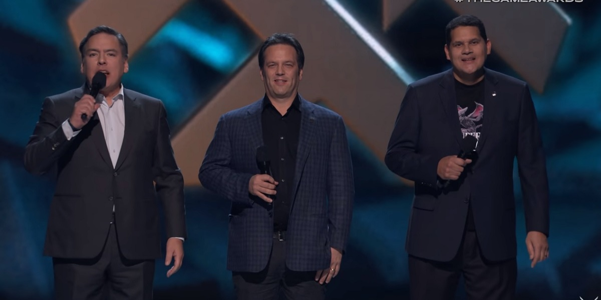 Last year's The Game Awards
