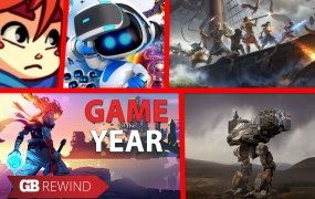 We pick the game of the year!