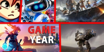 The 10 best games of 2018